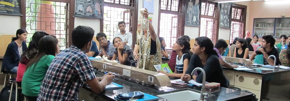 Shri T P Bhatia College Of Science